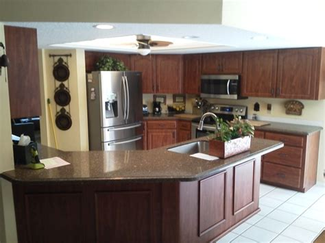 kitchen cabinet refacing island cabinet refacing pictures before after kitchen facelifts 7926