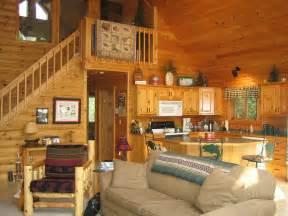Image of: Cabin Interior Idea Voqalmedia Rustic Interior Design For The Living Room