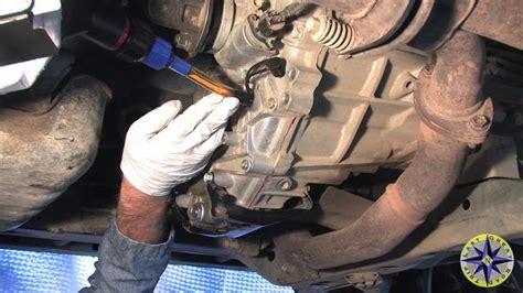 transfer case oil change  vimeo