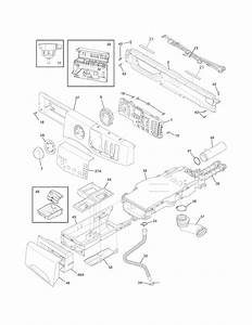 Frigidaire Front Load Washer Parts Diagram