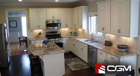 choose granite countertops to maximize the size of your