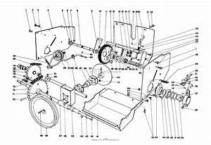 Toro 31260  Auger  726 Snowthrower  1972  Sn 200001