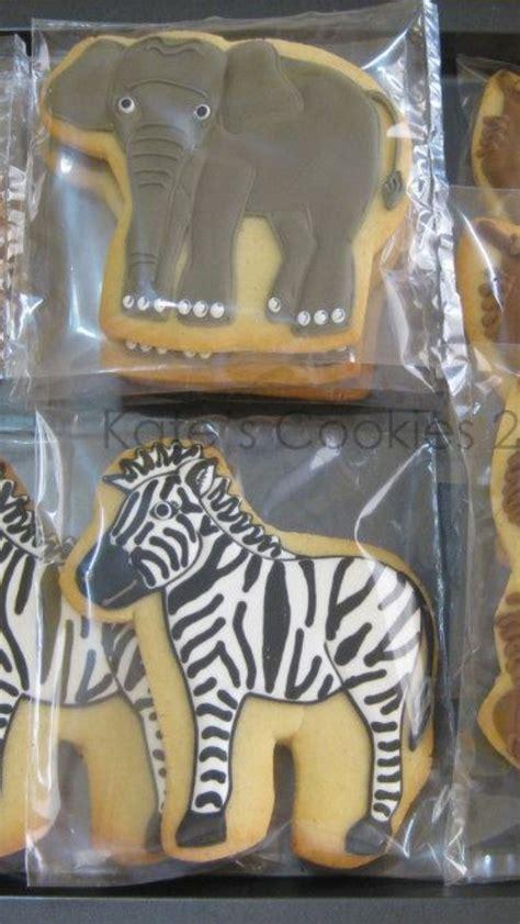 sugar cookies animals images  pinterest sugar