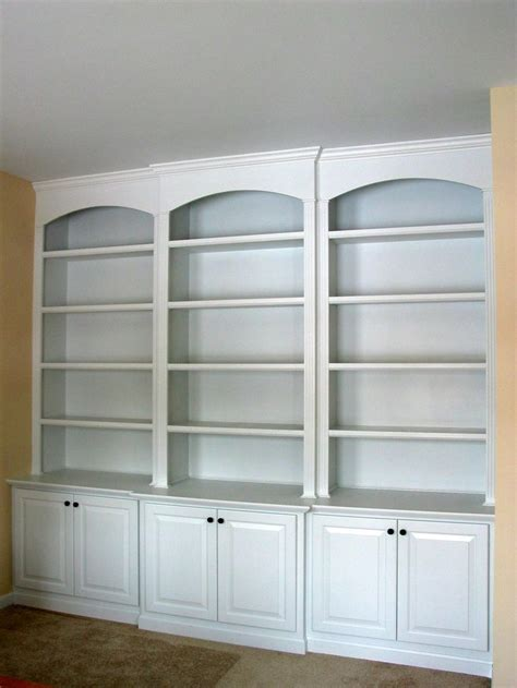 bookcases that look built in custom made built in office bookcases wish list pinterest