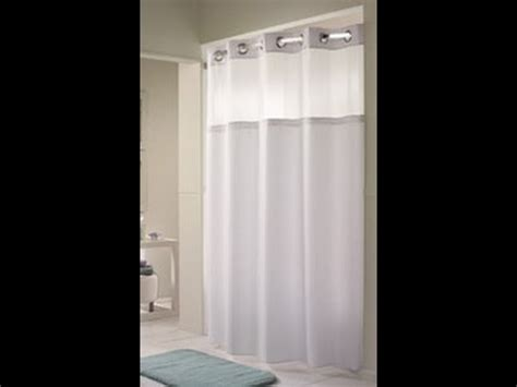 arcs angles hookless shower curtains and curved shower
