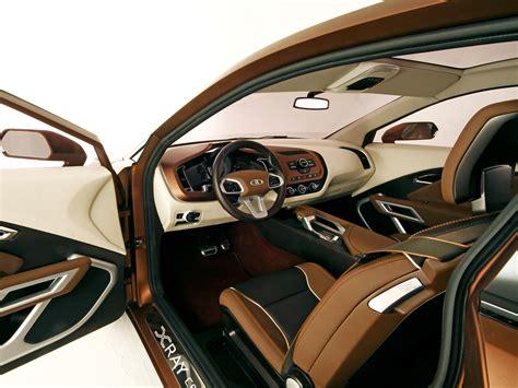 Interior Lada Xray Concept 082018