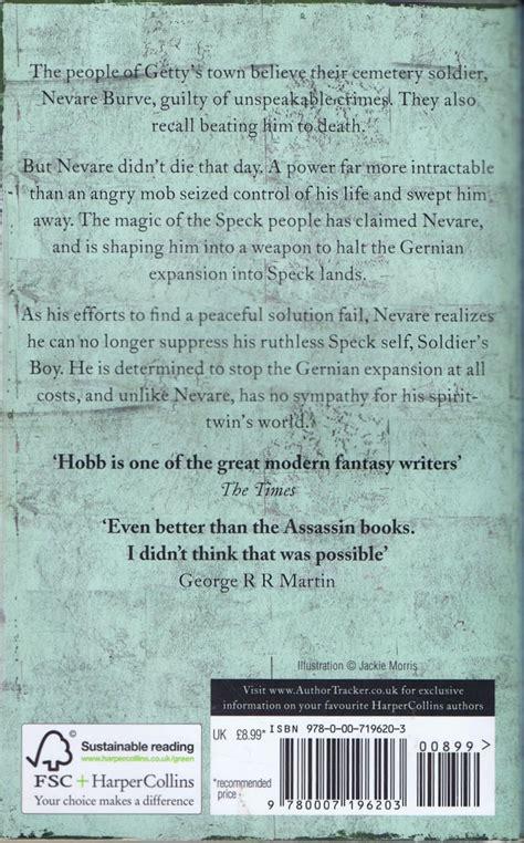 Renegade's Magic Av Robin Hobb (pocket) Fantasyhyllan