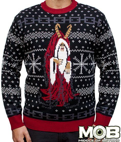 krampus film sweater