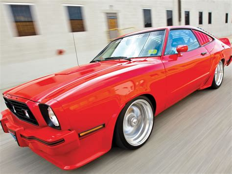 1978 Ford Mustang King Cobra For Sale by 1978 Ford Mustang Pictures Cargurus