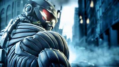 Wallpapers Games Crysis Fps Gaming Shooting Background