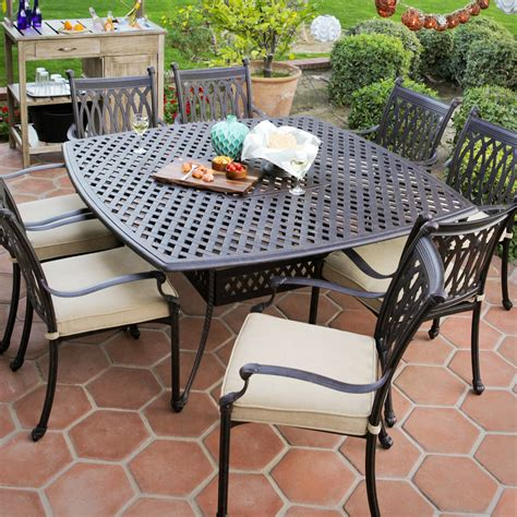 Where Can I Buy Cheap Patio Furniture by To It Palazetto Milan Collection Cast Aluminum
