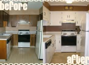 kitchen remodel ideas before and after 30 small kitchen makeovers before and after home