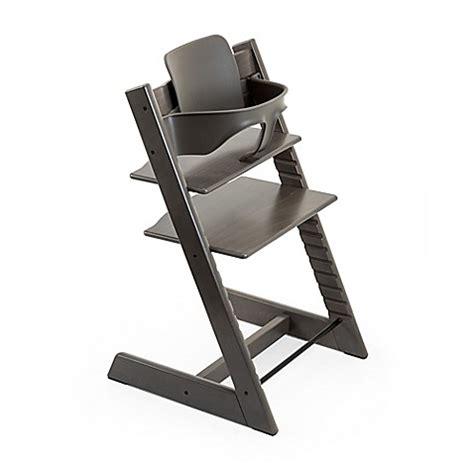 Stokke Tripp Trapp Ryggst 246 by Stokke 174 Tripp Trapp 174 High Chair In Hazy Grey Gt Stokke
