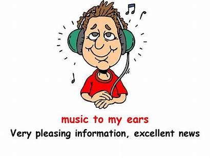 Ears Idioms