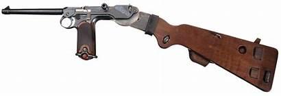 Borchardt Pistol 1893 Dwm