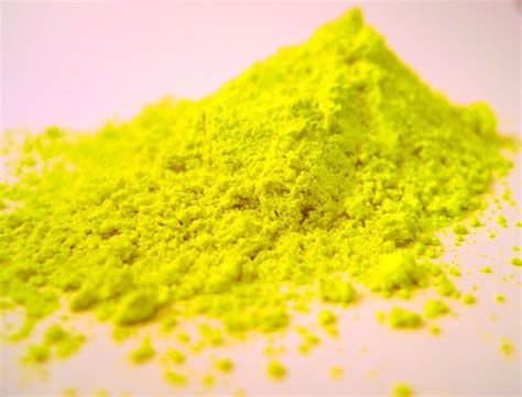 *THE WORLD'S YELLOWEST YELLOW - 50g powdered paint by ...