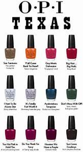 names of opi nail polish colors