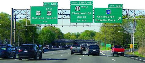 on garden state parkway south garden state parkway a beeline for the shore