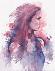 Beautiful Watercolor Painting By