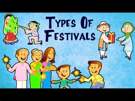 different types of festivals for learning types of 803 | hqdefault