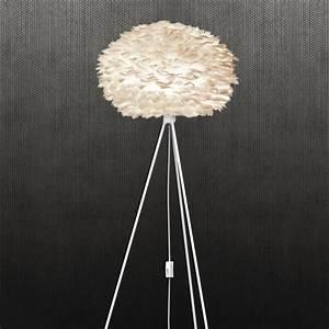 Boule Papier Luminaire : lampadaire plume ~ Teatrodelosmanantiales.com Idées de Décoration