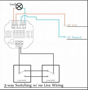Leviton 3 Way Switch Wiring Schematic