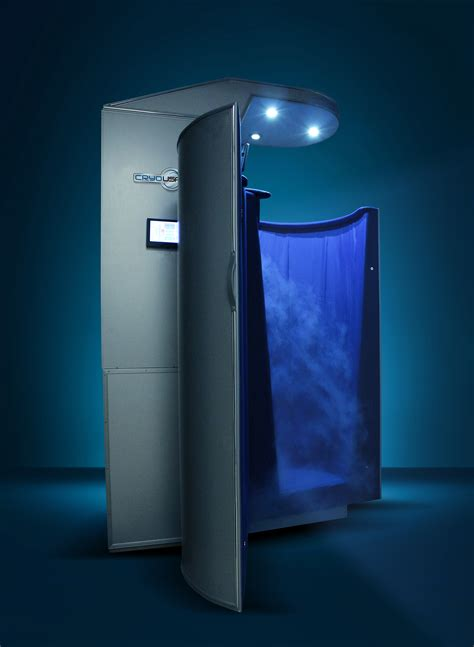 cryousa adds   body cryotherapy chamber