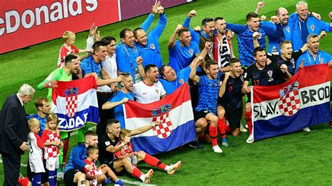 World Cup Reasons Croatia France