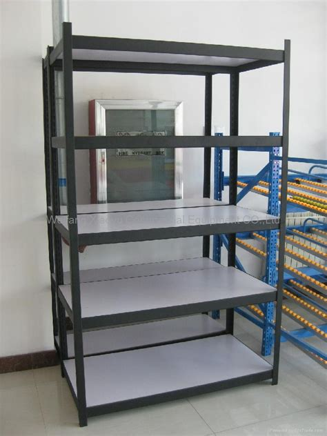 storage iron rackangle shelving light duty racking system xiaoyu china manufacturer