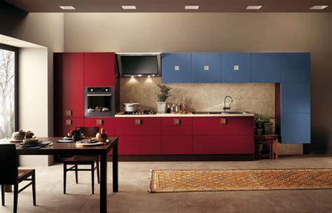 modern style italian kitchens  scavolini