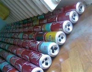 Fabriquer Chauffe Eau Solaire : panneau de chauffage solaire d 39 appoint fait en canettes 0 ~ Melissatoandfro.com Idées de Décoration