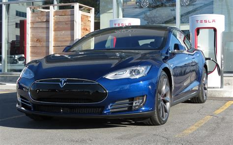 The Tesla Model S P90d And The Supercharger Make A Good