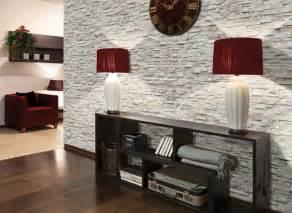 steinwand im wohnzimmer kosten steinwand im wohnzimmer wanddeko mit verblendsteinen