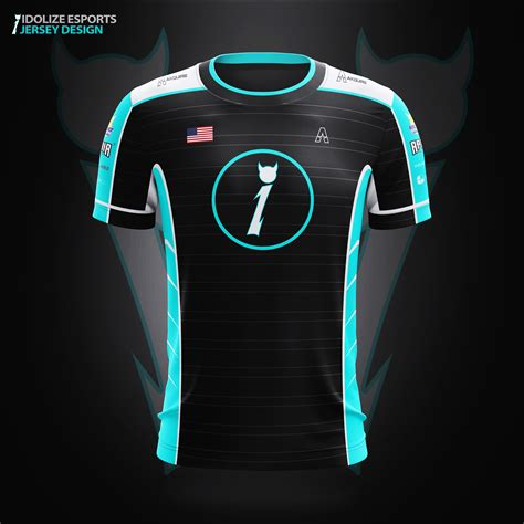 reina ramirez esports team jersey designs