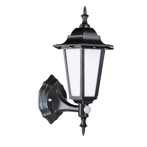 sale on robus led outdoor coach lantern wall light with