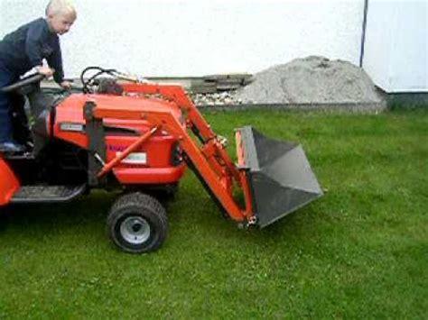 build your own tv lift rasentraktor eigenbau hydraulik frontlader lawn