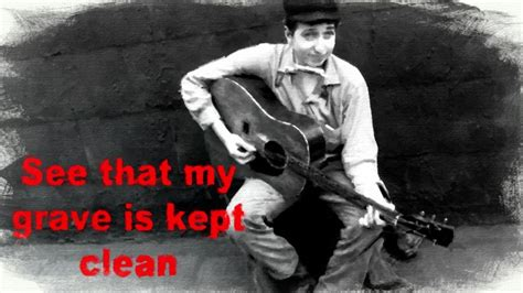 Bob Dylan See That My Grave Is