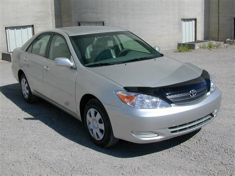 2002 Toyota Camry toyota camry 2002 2004 formfit protector
