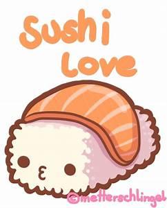 Sushi Love by Metterschlingel on DeviantArt