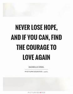 Essay on never lose hope
