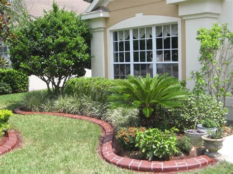 landscaping brick orlando kwik kerb concrete curbing and landscape edging in florida
