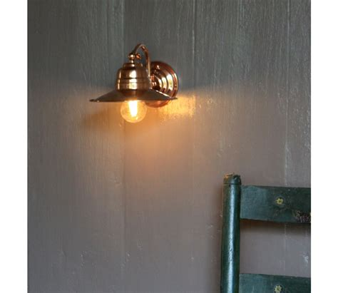 lighting wall copper wall light  french house