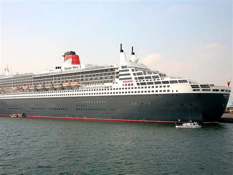 The Queen Mary 2  Travel Channel