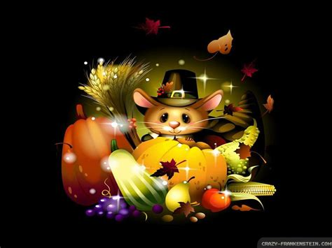 Free Animated Thanksgiving Wallpaper - free frankenstein screensavers and wallpaper wallpapersafari