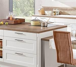 Plan De Travail En Chene : la cuisine cesana atout cuisines ~ Premium-room.com Idées de Décoration