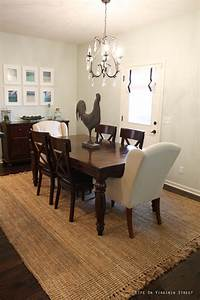 Dining Room Engaging Pictures of Area Rug Under Kitchen