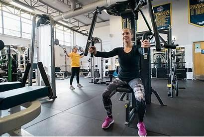 Fitness Center Student Cross Salle Square Neumann