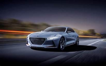 Genesis Hyundai Concept York Wallpapers Vehicle