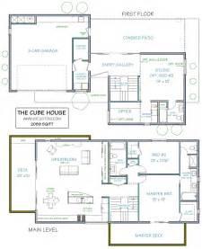 modern homes floor plans modern house