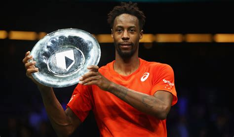 Gael monfils was born on september 1, 1986 in paris, france. Gael Monfils back to title-winning ways as he captures ...